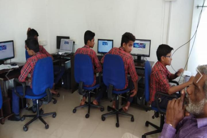 Kottappuram Central School-Computer Lab