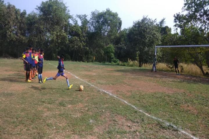 Kottappuram Central School-Football Court