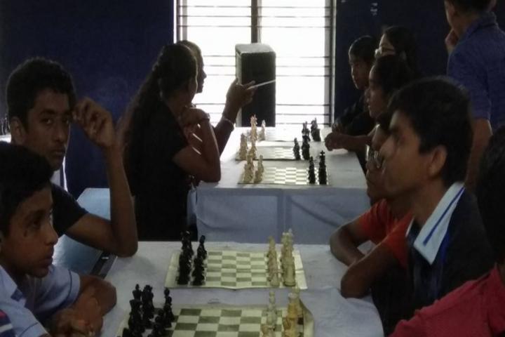 Kottappuram Central School-Indoor Games