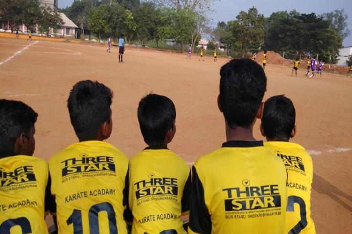 Kottappuram Central School-Playground