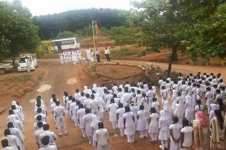 Kottappuram Central School-Republic Day