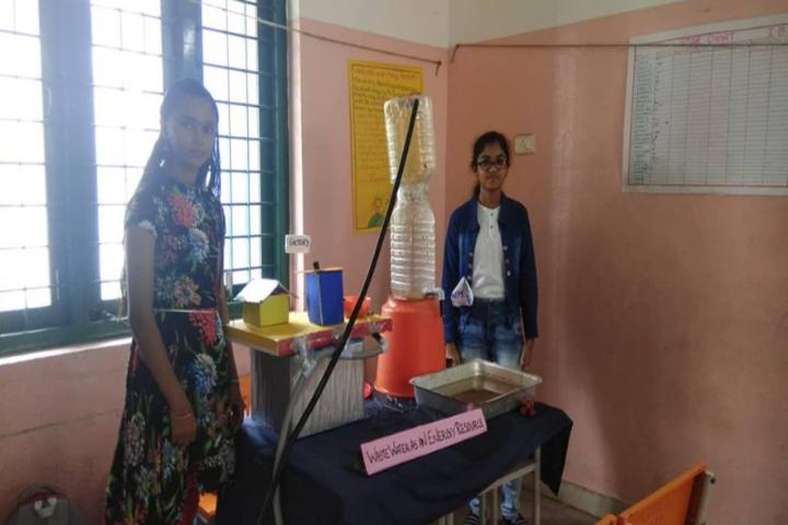 Kottappuram Central School-School Exhibition