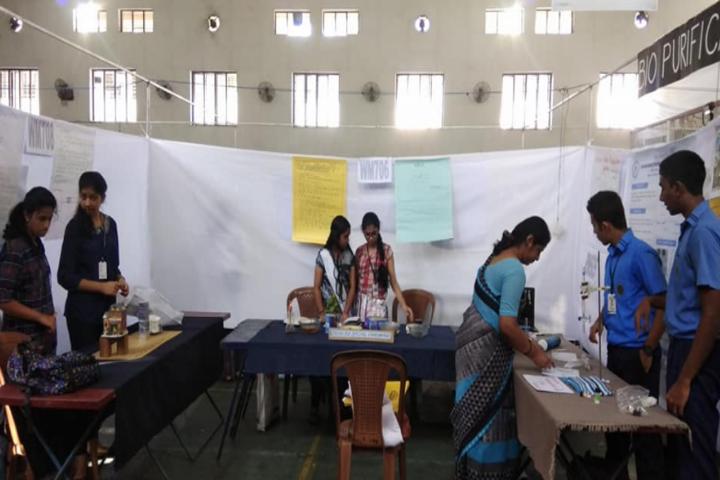 Kottappuram Central School-Science Exhibition