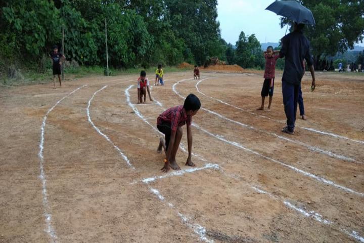 Kottappuram Central School-Sports Day
