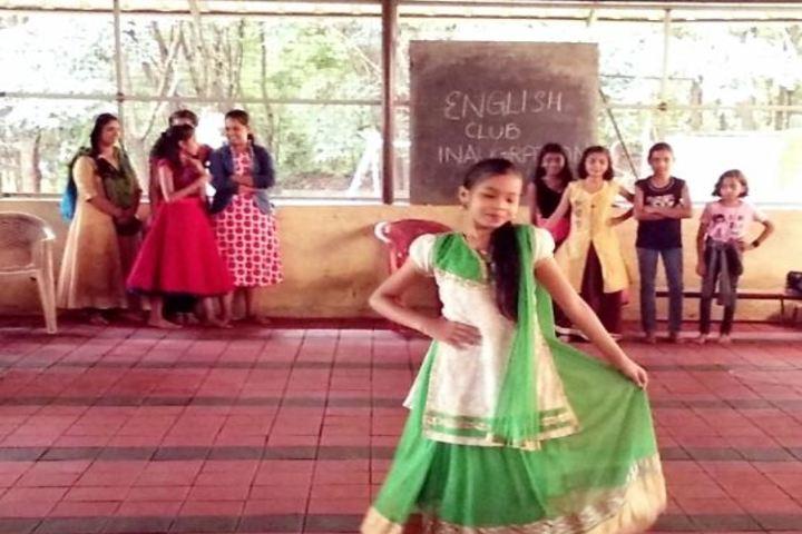 Krishana English Medium School-Fancy Dress