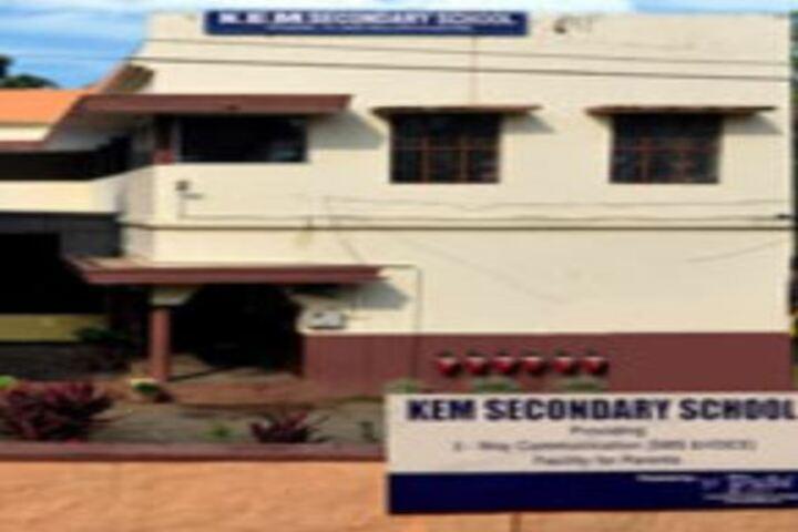 Krishana English Medium School-Campus View