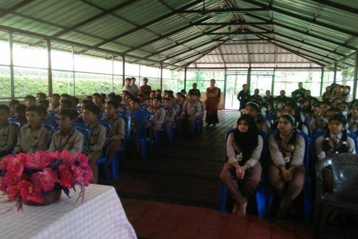 Krishana English Medium School-Club Inaugaration