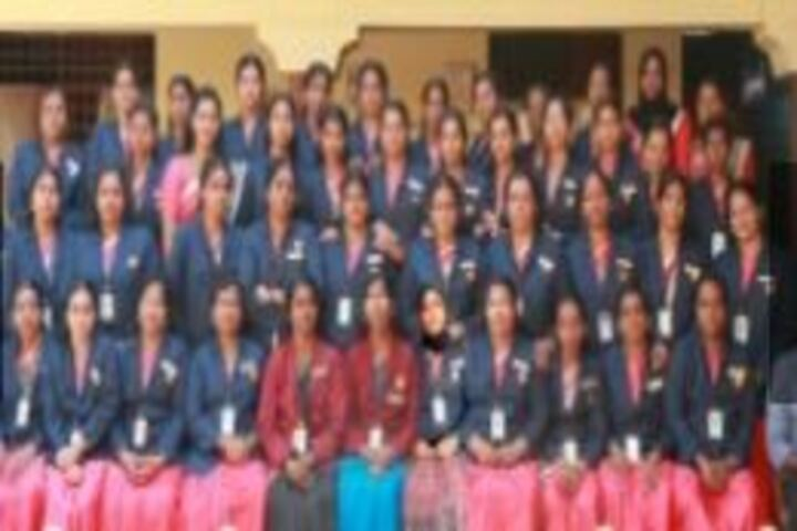 Krishana English Medium School-Group Photo