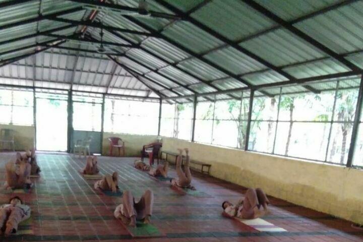 Krishana English Medium School-Yoga