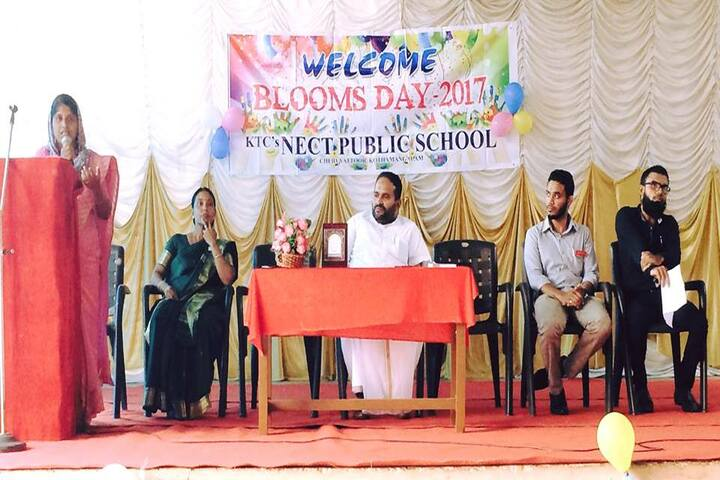 KTCs NECT Public School-Bloom