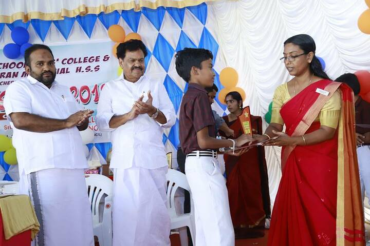 KTCs NECT Public School-Prize Distribution