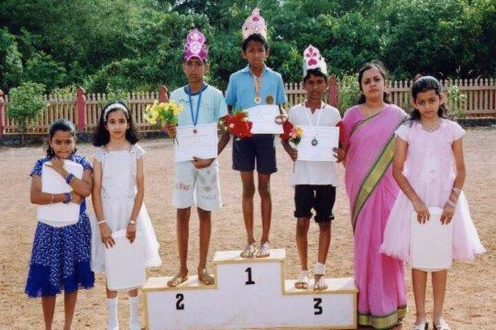 Kulapati Munshi Bhavans Vidya Mandir-Achievement