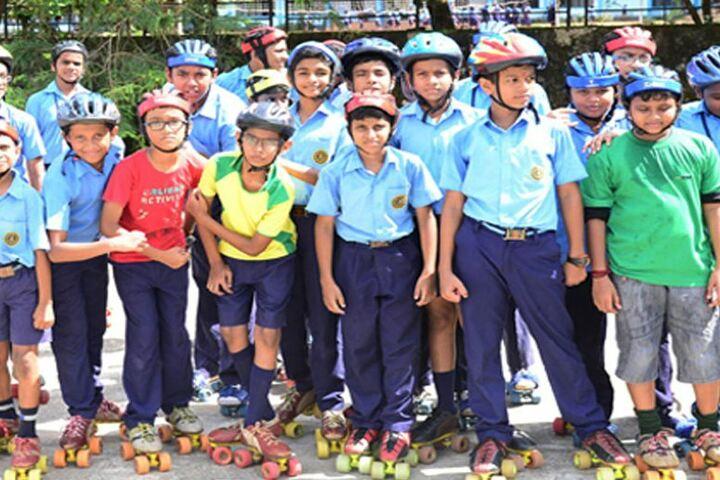 Kulapati Munshi Bhavans Vidya Mandir-Skating