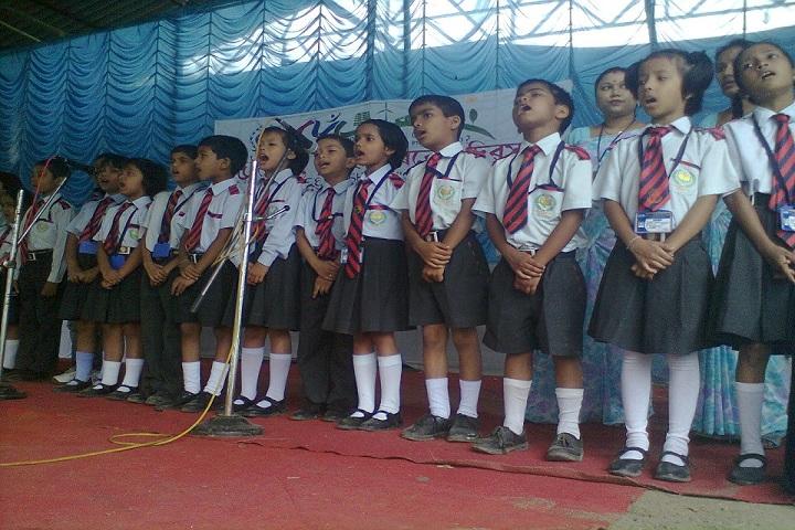 Kidzee And Sunshine High School-Singing