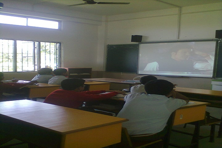 Kidzee And Sunshine High School-Smart classroom