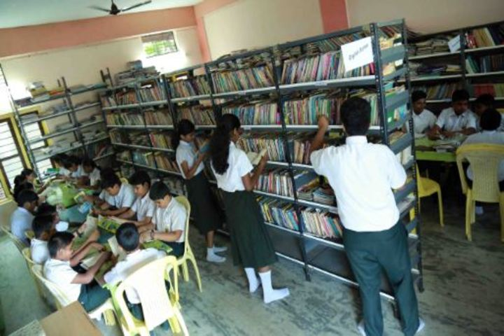 Lake Ford School-Library