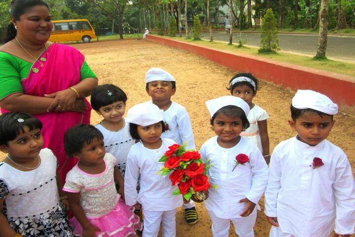 Leo XIII English Medium School-Children Day