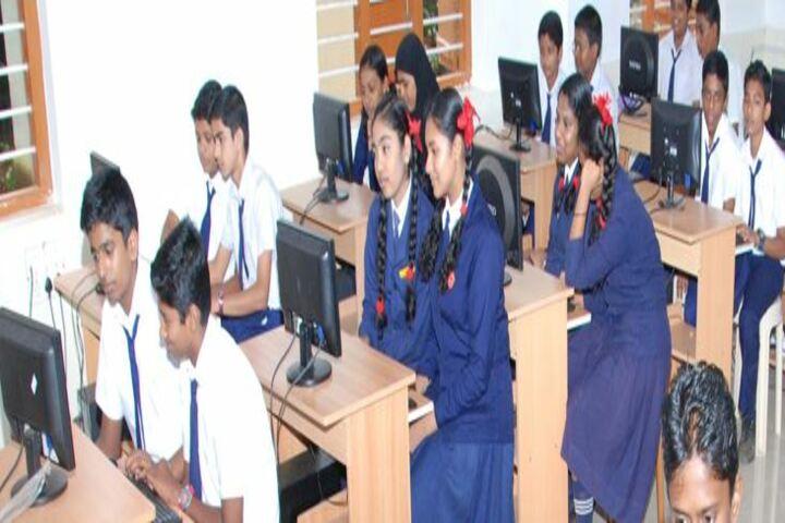 Leo XIII English Medium School-Computer Lab