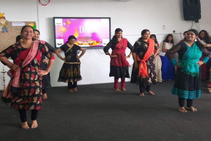 Life Valley International School-Dance Activity