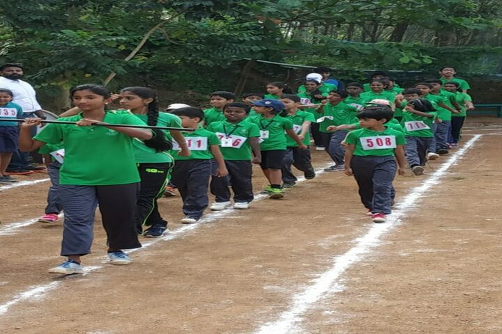 Life Valley International School-Sports Day