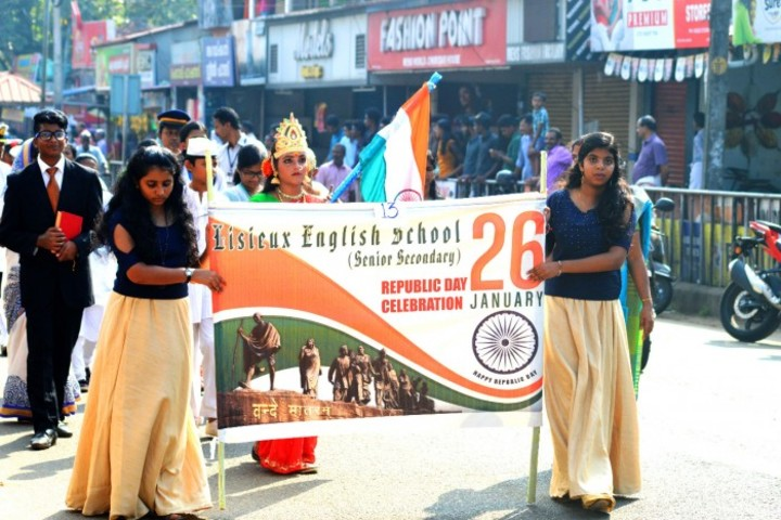 Lisieux English School-Republic Day