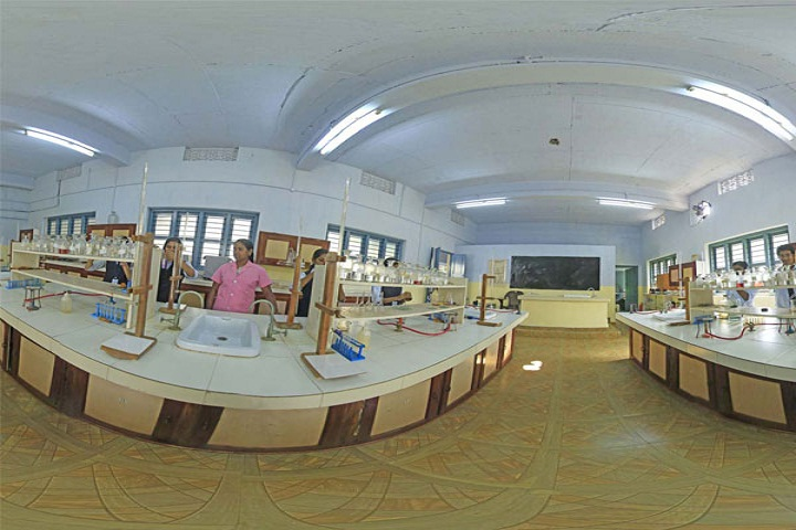 Little Flower Vidya Niketan-Chemistry-Lab