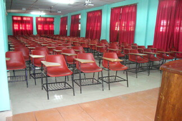 Little Flower School-Conference Hall