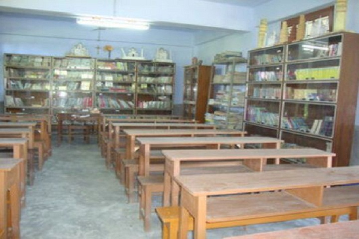 Little Flower School-Library