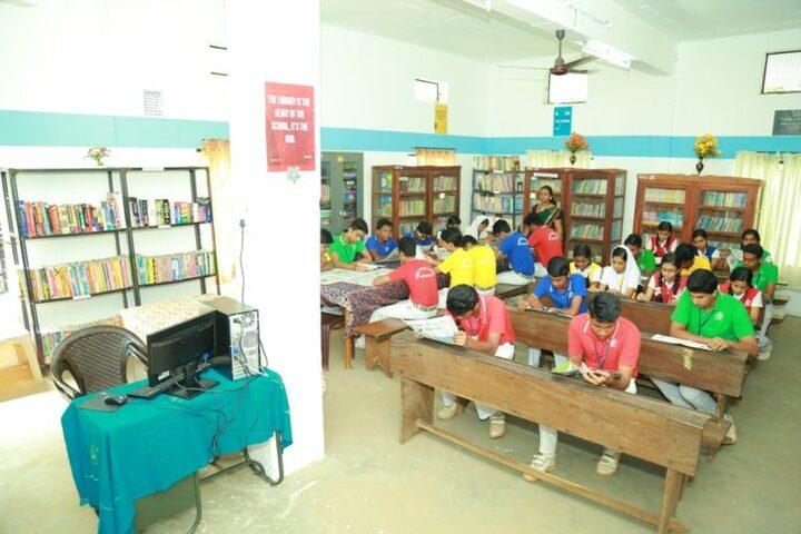 Lords Public School-Library