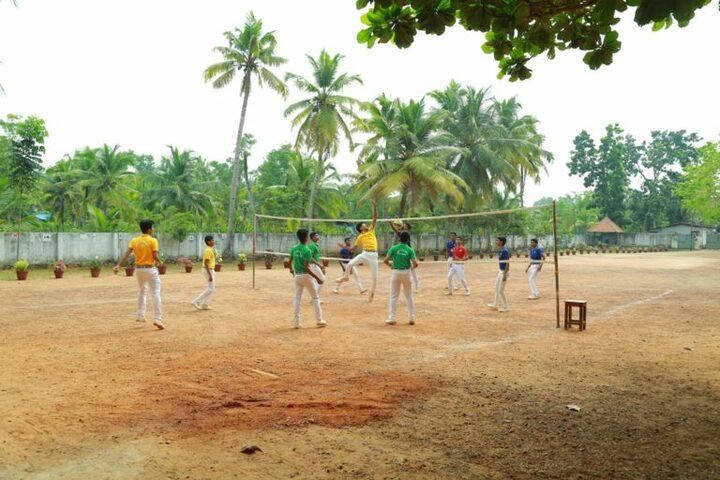 Lords Public School-Play Ground
