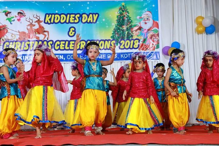Lourdes Public School-Celebrations