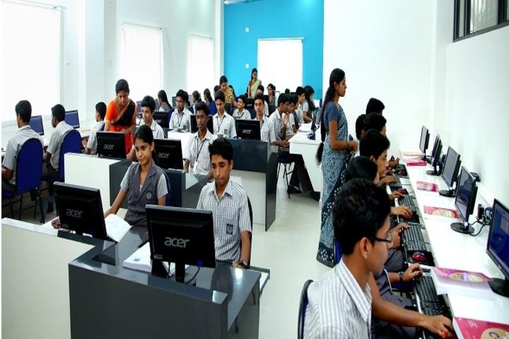 Lourdes Public School-Computer Lab