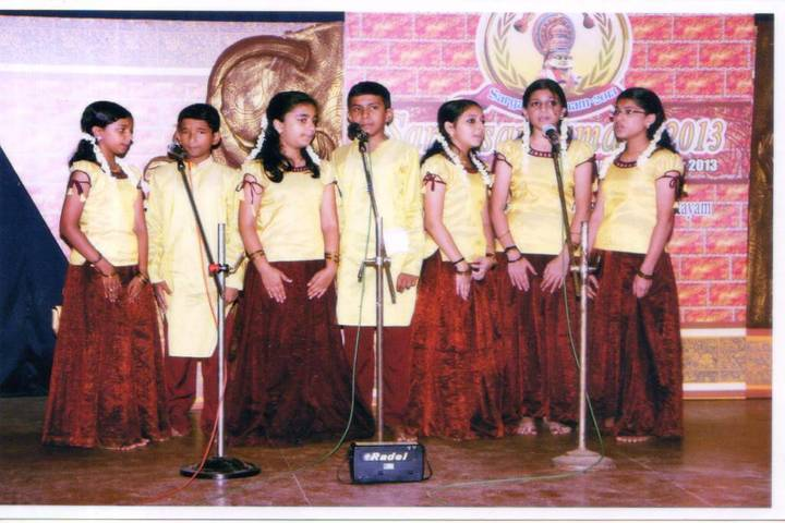 Lourdes Public School-Music Classes