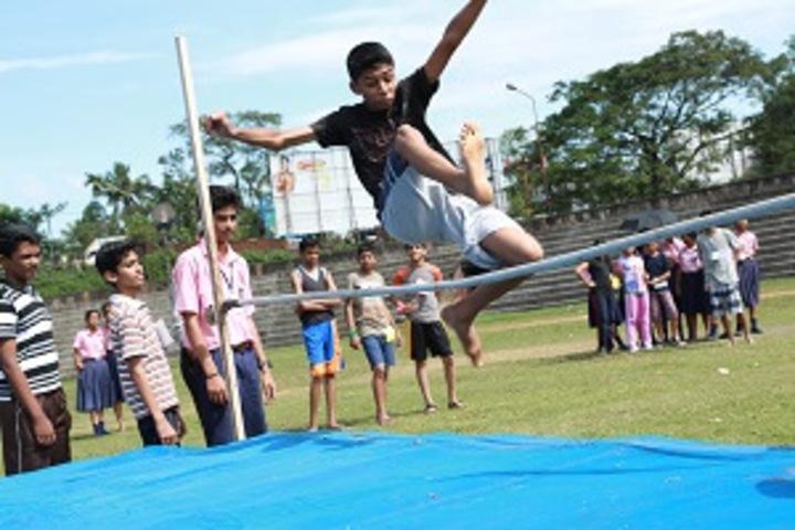 Lourdes Public School-Sports