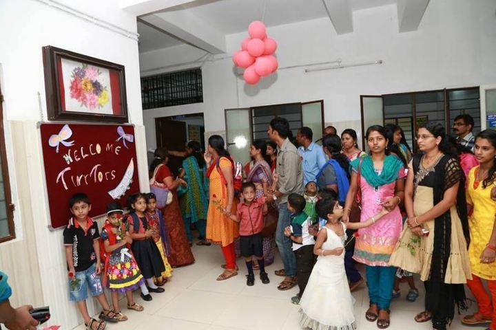 Lourdes Public School-Opening Day
