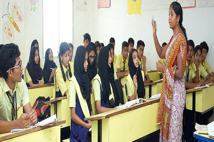 M E S Kunil School-Classroom