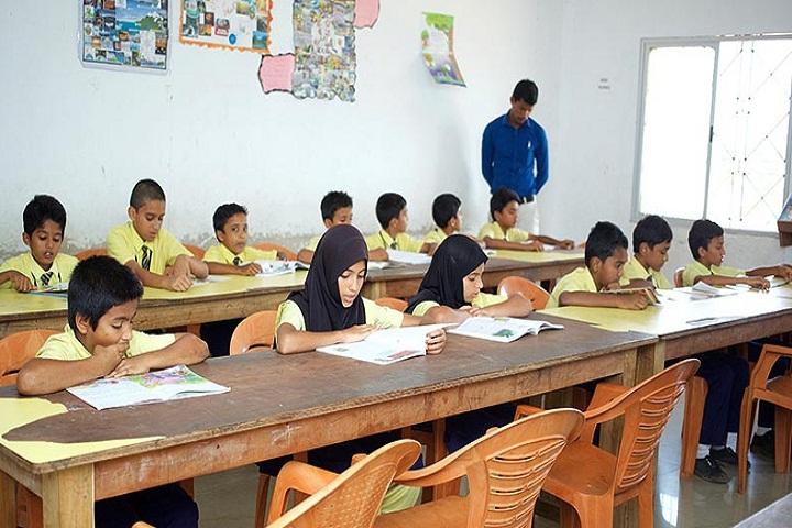 M E S Kunil School-Library