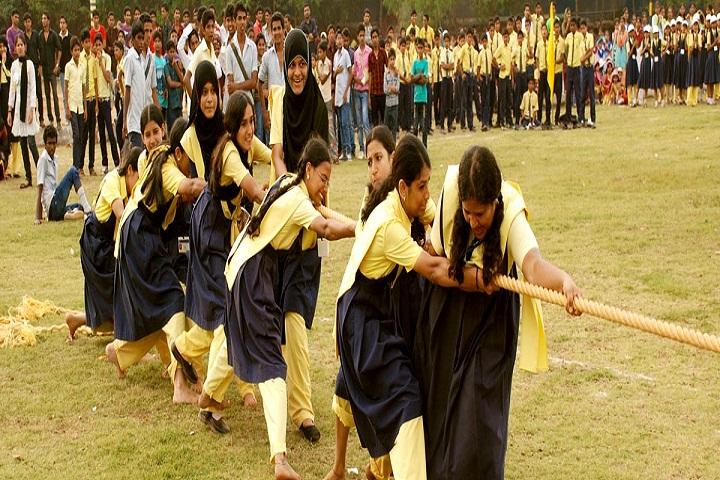 M E S Kunil School-Sports