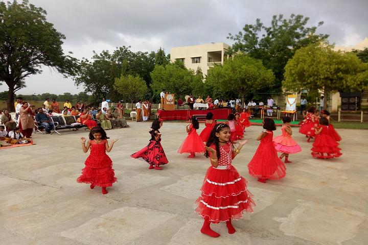 Maharishi Vidya Mandir- Dance Celebrations