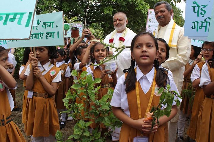 Maharishi Vidya Mandir- Environment Day
