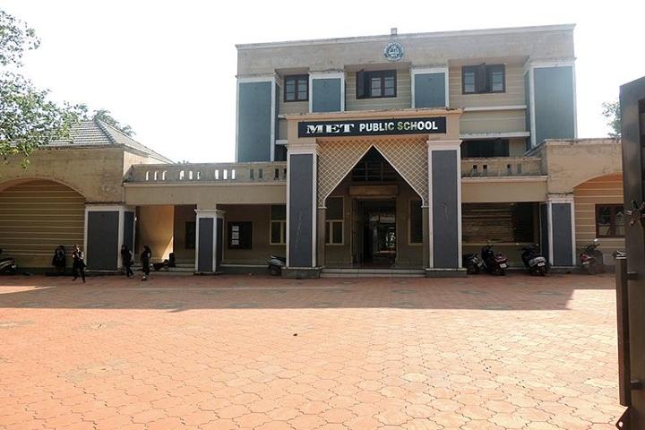MET Public School-Campus