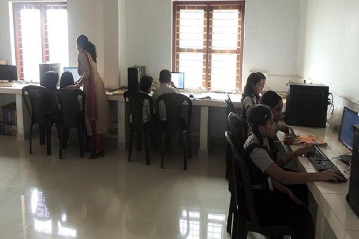 MET Public School-Computer Lab