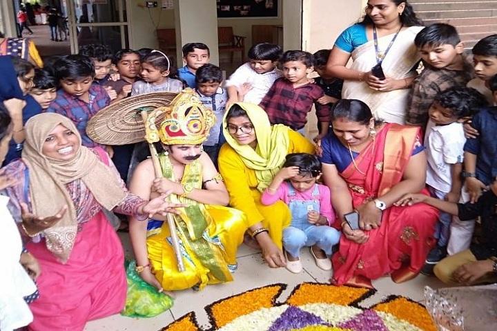 MET Public School-Festival Celebrations
