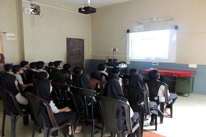 MET Public School-Smart Class Room