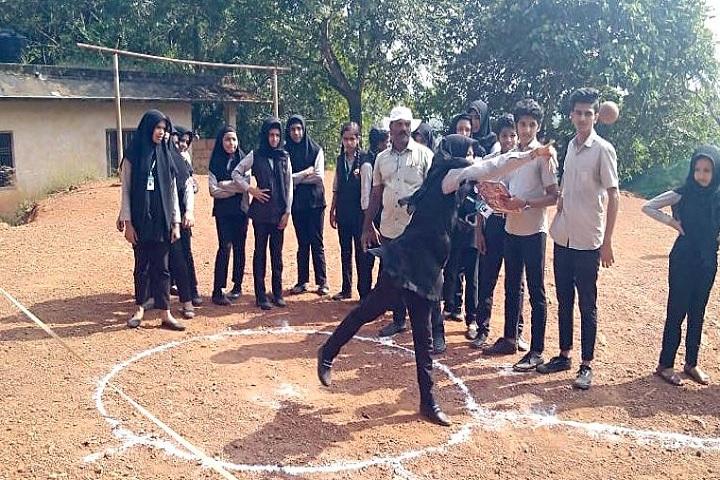 MET Public School-Sports