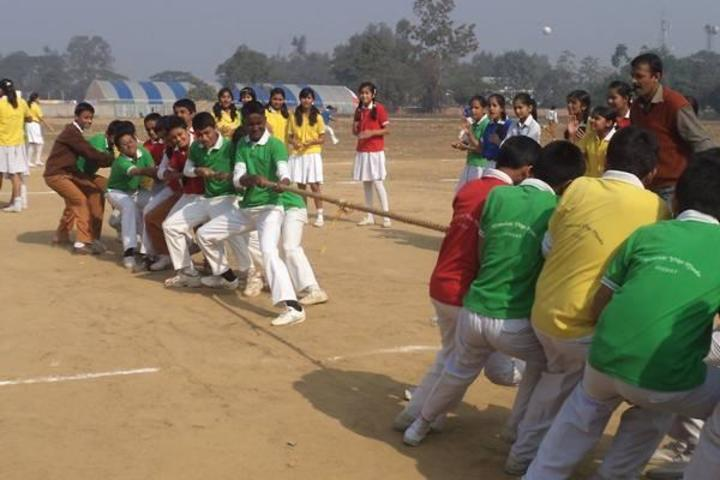 Maharshi Vidya Mandir- Sports Day