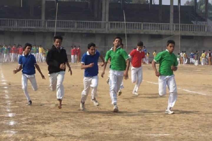 Maharshi Vidya Mandir-Race