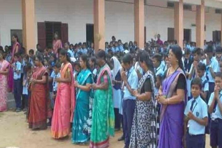 Mahatma Central School-Assembly