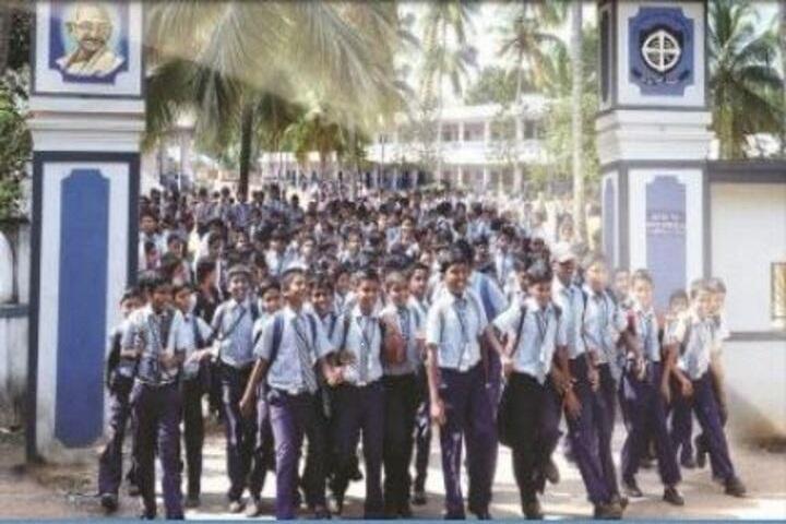 Mahatma Central School-School View