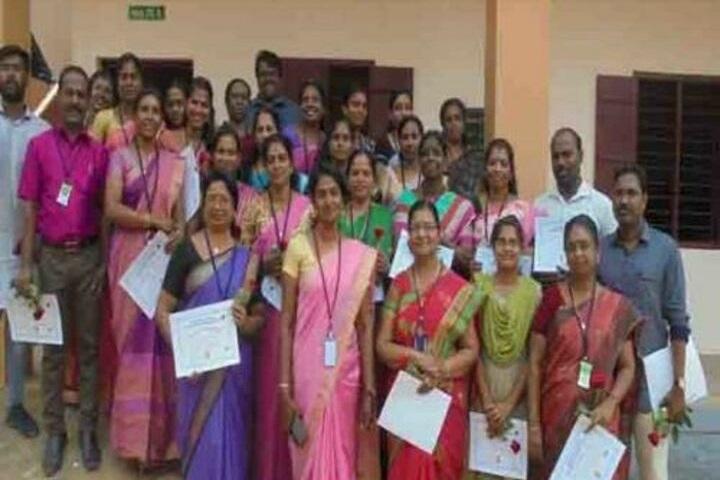 Mahatma Central School-Staff